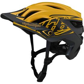 Troy Lee Designs A3 Mips Casco, giallo